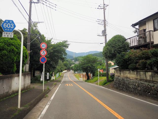 神奈川県道603号