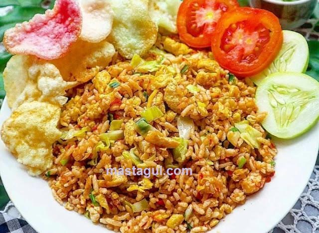 Peluang Usaha Nasi Goreng Dan Tips Cara Memulai Usahanya