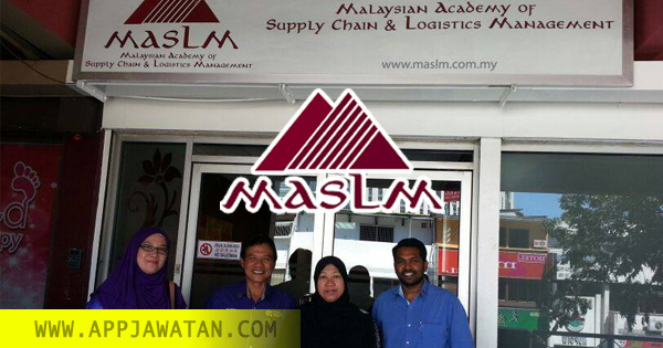 Jawatan Kosong di Malaysian Academy Of Supply Chain & Logistics Management Sdn Bh