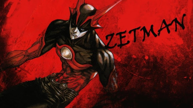 Zetman BD Sub Indo : Episode 1-13 END | Anime Loker