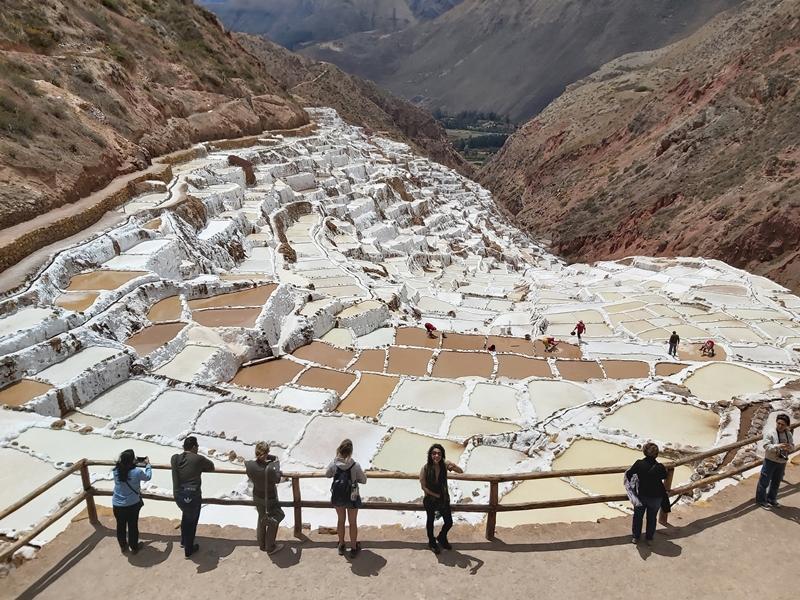 O que fazer em Cusco: Salineras de Maras e Moray