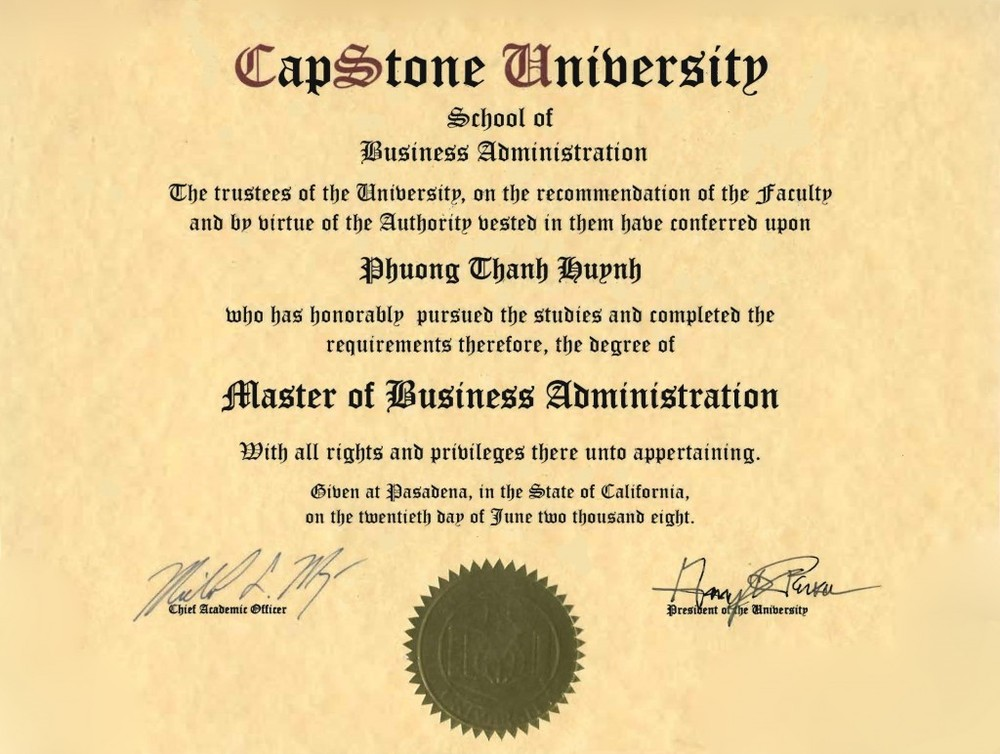 Technology Management Image: Master Of Business Administration