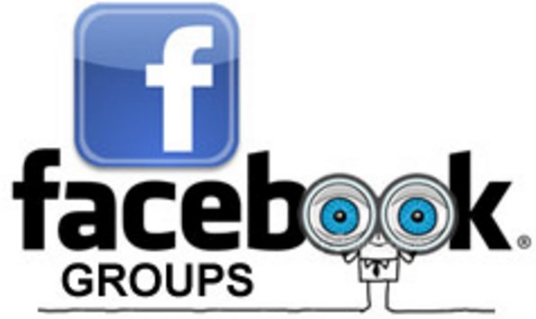 How to find groups on facebook