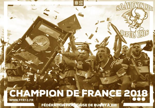 Rugby à 13 Avignon