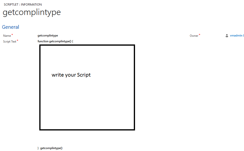 1. To Set Option Set Value Dynamically We Need To Create A Scriptlet.