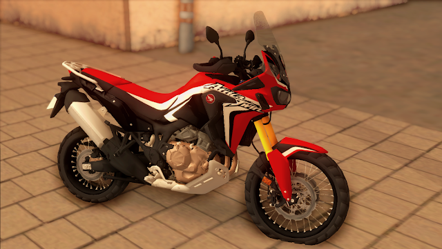 HONDA AFRICA TWIN PARA PC FRACO & ANDROID
