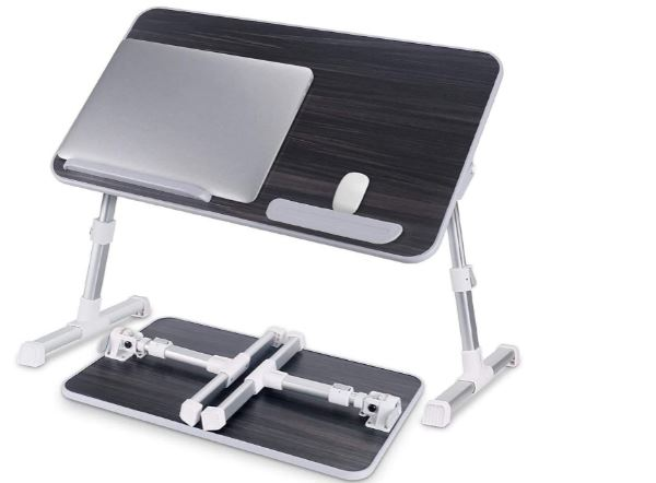 Callas Adjustable Portable Laptop Table For study