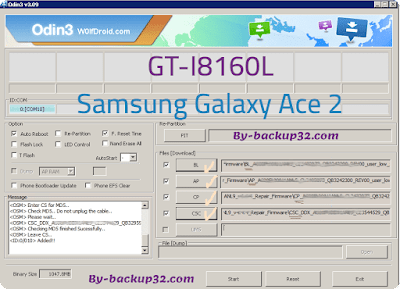 سوفت وير هاتف Galaxy Ace 2 موديل GT-I8160L روم الاصلاح 4 ملفات تحميل مباشر
