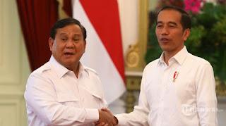 Polemik Omnibus Law, Prabowo Yakin Jokowi Pikirkan Rakyat dan Bangsa