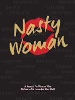 Anna Katz's The Nasty Woman Journal: A Journal for Women Who Refuse to Sit Down (or Shut Up!)