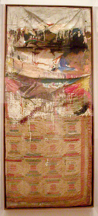 301 Moved Permanently |Robert Rauschenberg Bed