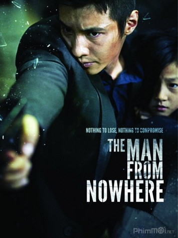 Người Đàn Ông Bí Ẩn - The Man From Nowhere