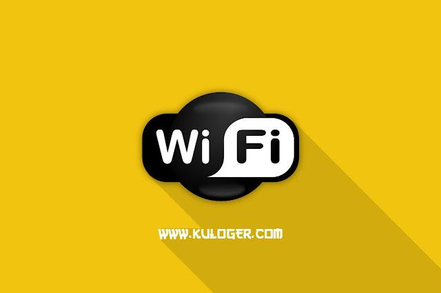 Cara Bobol Password WiFi Warnet
