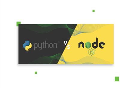 A Detailed Comparison of Python with Node.Js