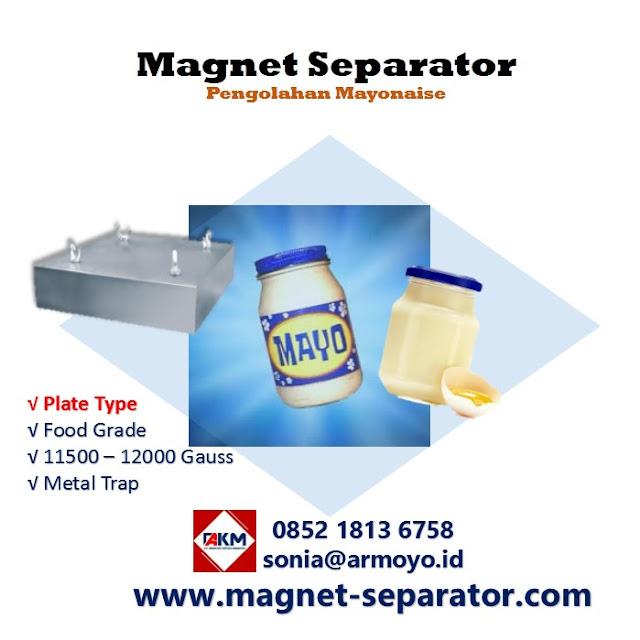 magnet separator mayonaise