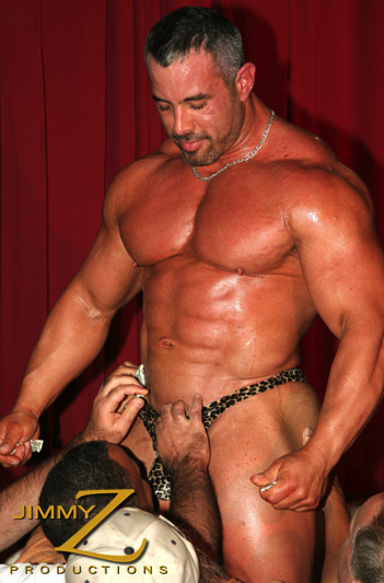Male Bodybuilder Nude 2