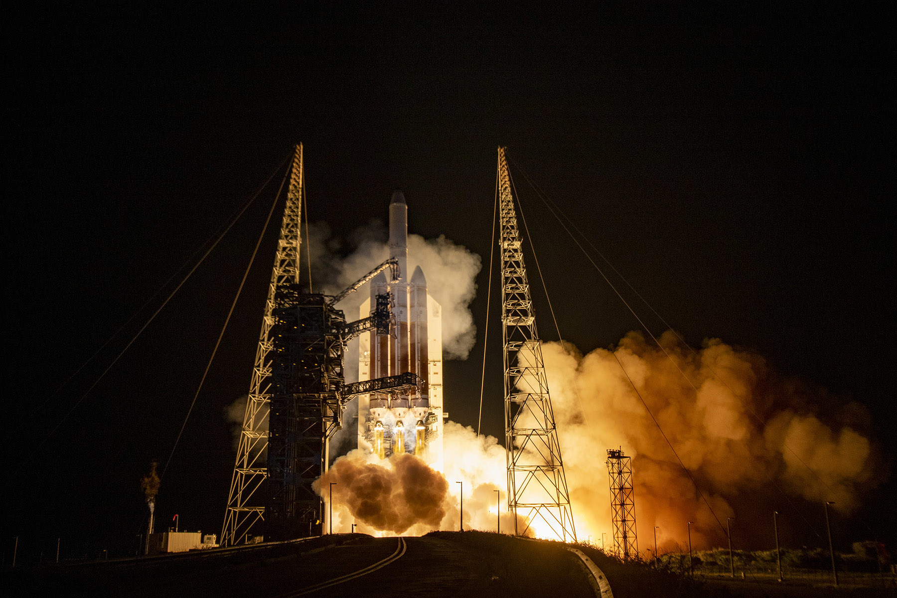 United Launch Alliance Successfully Launches NROL-44 Mission to Support National Security