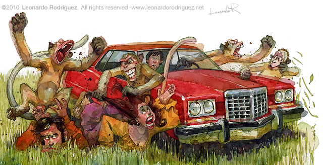Mad-Magazine-artist-cartoonist