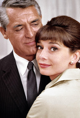 Charade - Cary Grant and Audrey Hepburn