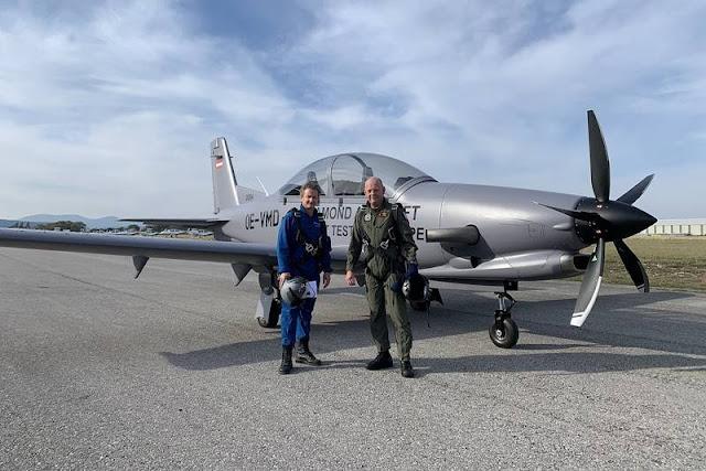 Belgium new basic trainer aircraft