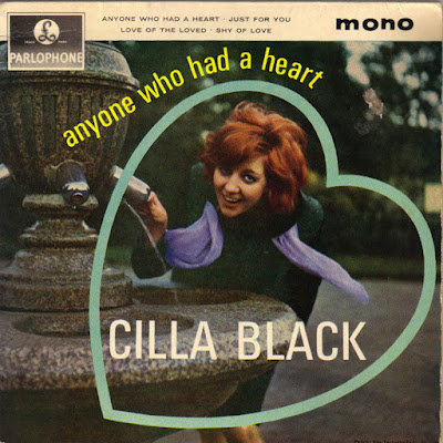 Cilla Black - Anyone Who Had A Heart  (1964)