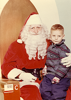 Santa Claus Rick Sincere 1960s