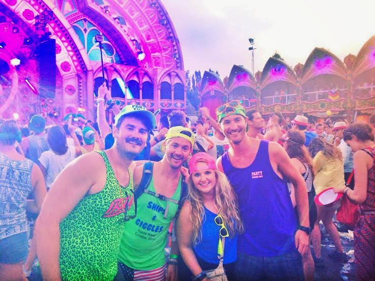 Neon Tomorrowland