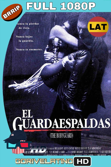 El Guardaespaldas (1992) BRRip 1080p Latino-Ingles MKV