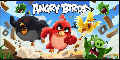 Download Angry Birds (MOD, Unlimited Boosters) free on android