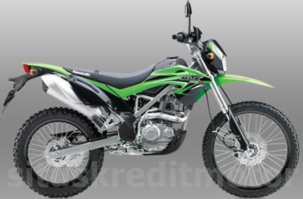 Motor Kawasaki KLX 150 BF SE