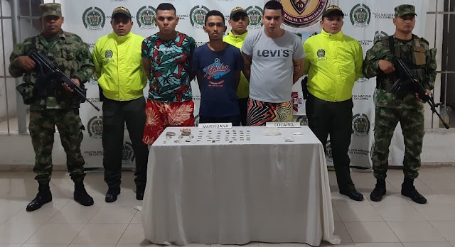 El combo de 'Los Tramacúa' fue enviado a la cárcel.