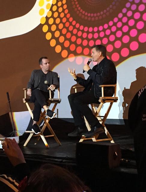 Kevin Williamson habla sobre Wes Craven en el 'EW PopFest' del aniversario de 'SCREAM'