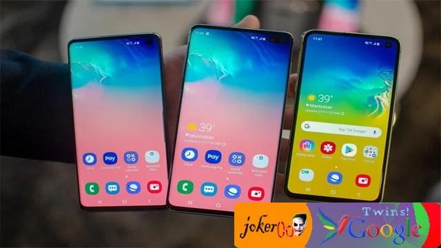 مواصفات وسعر هاتف سامسونج اس Samsung Galaxy S10