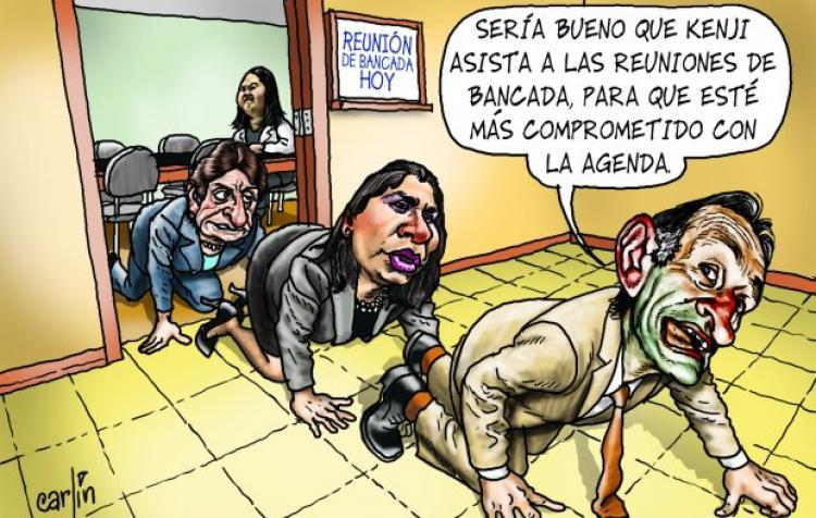 Carlincaturas Martes 14 Marzo 2017 - La República