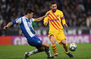 Espanyol set to fight for survival against Barcelona in the Catalan derby