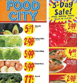 Food City Weekly Ad September 19 - 25, 2018
