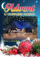 Advent Gornji Humac slike otok Brač Online