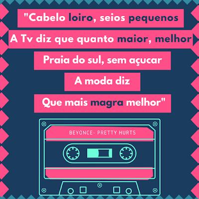 Senhorita Meow Beyoncé - Caixinha de Música Pretty hurts