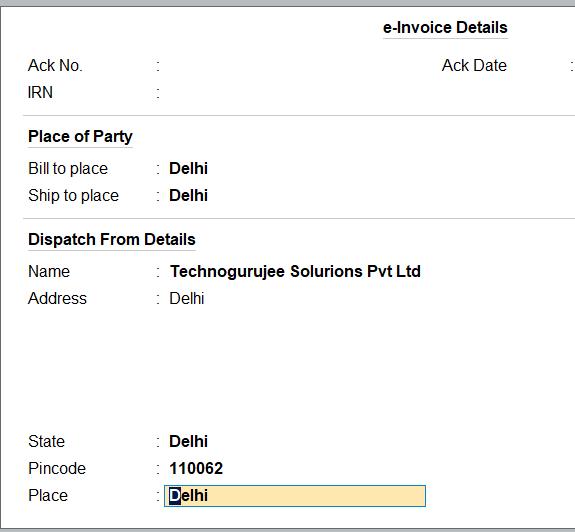 Dispatch-Details-For-E-invoice