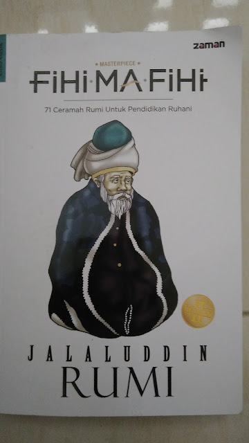 terjemahan cfihimafihi karya jalaluddin rumi