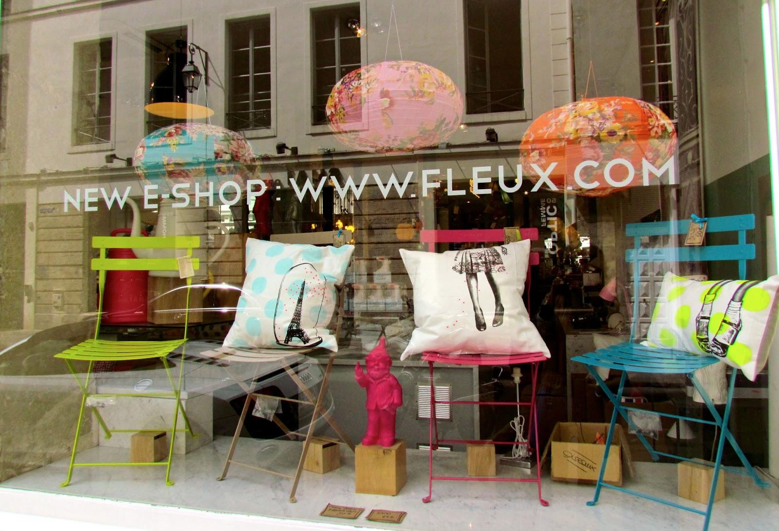 fleux a paris concept store. Black Bedroom Furniture Sets. Home Design Ideas