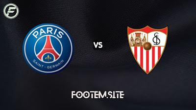 Paris Saint-Germain vs Sevilla