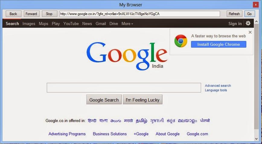 Simple Browser Source Code Like Mozila In VB Net (Visual Basic Net