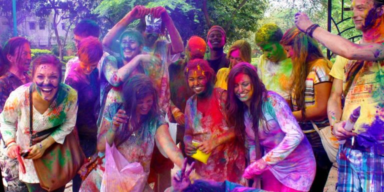 Romantic Happy Holi Shayari