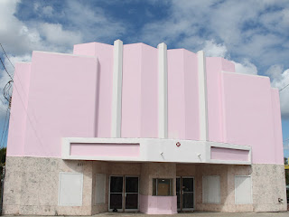 Antiguo Playhouse o teatro en Pahokee