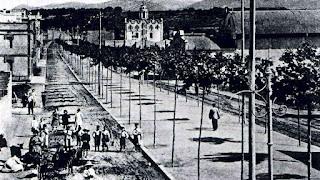 Rambla Just Oliveras en 1915