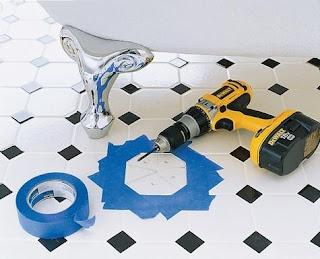 Hướng dẫn tự sửa gạch lát