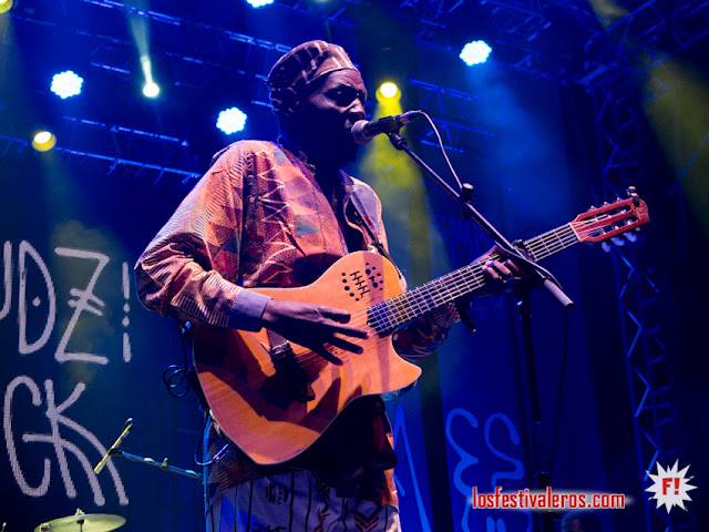 Oliver Mtukudzi & The Black Siprits @FMM Sines 2018