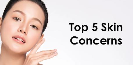 5 Common Skin Issue In Women