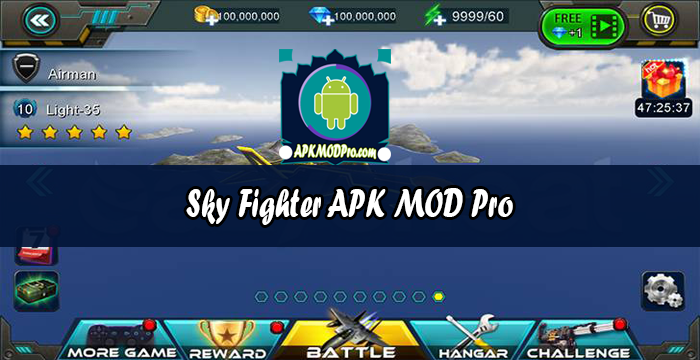 Download Download Sky Fighters 3D MOD APK v.1.5 ( Unlimited Money ) Terbaru 2020